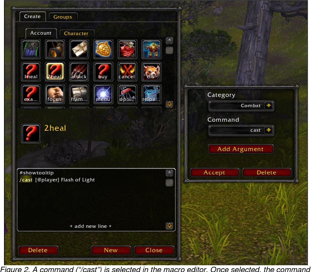 PDF] Simple Macro: Addon for World of Warcraft - Semantic