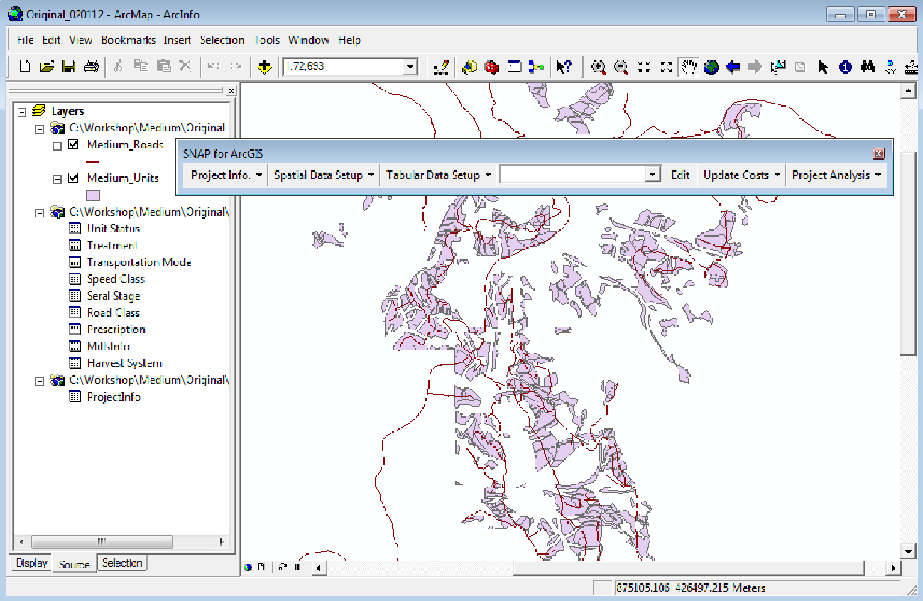 Figure 1 from SNAP for ArcGIS : A Planning and Educational