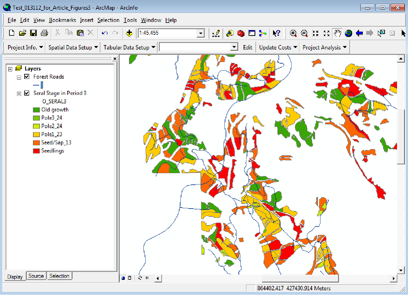 Figure 5 from SNAP for ArcGIS : A Planning and Educational