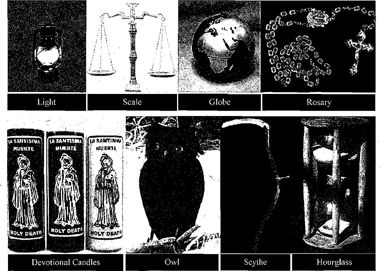 Figure 6 from Santa Muerte: Threatening the U S  Homeland