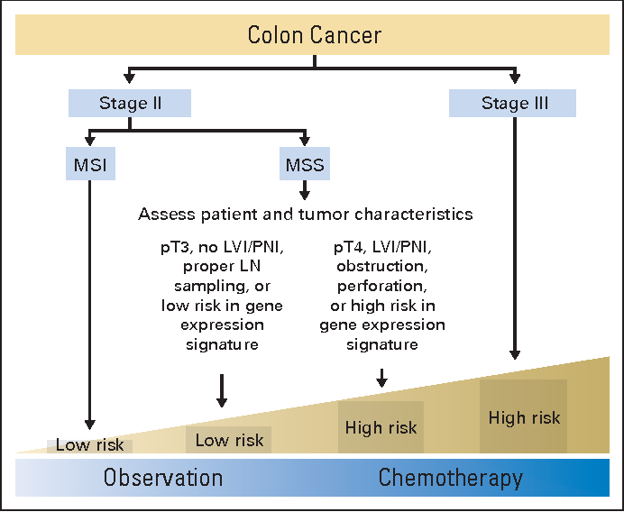 Personalizing Colon Cancer Adjuvant Therapy Selecting Optimal Treatments For Individual Patients Semantic Scholar