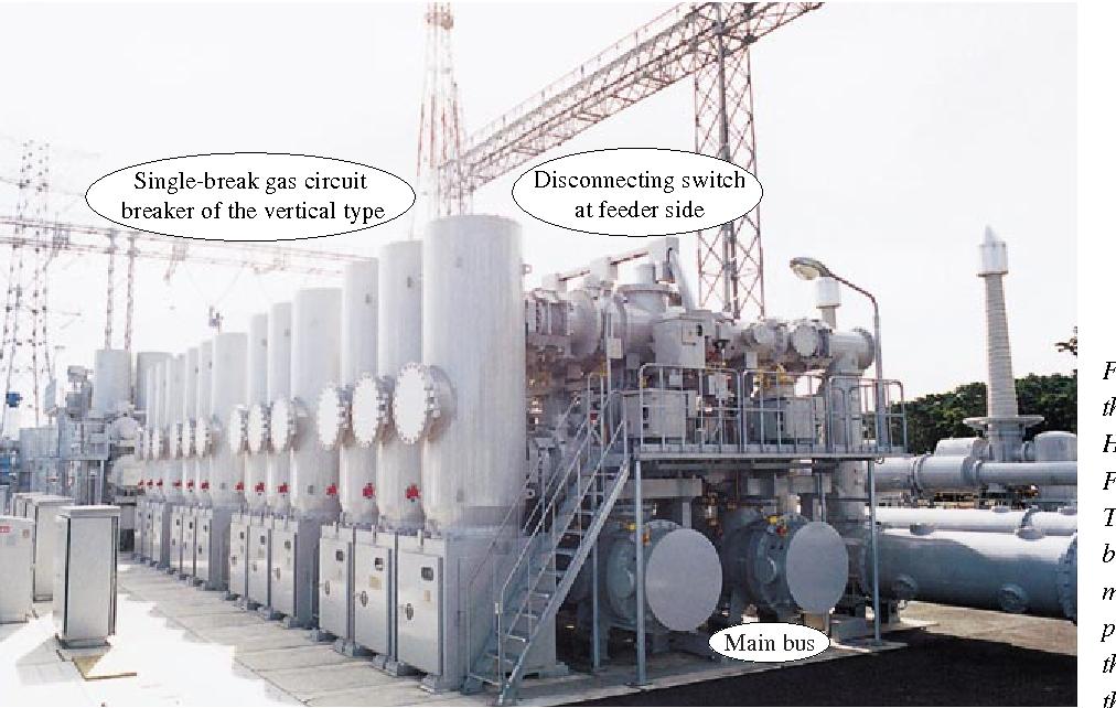 PDF] New 550-kV Gas-insulated Switchgear - Semantic Scholar