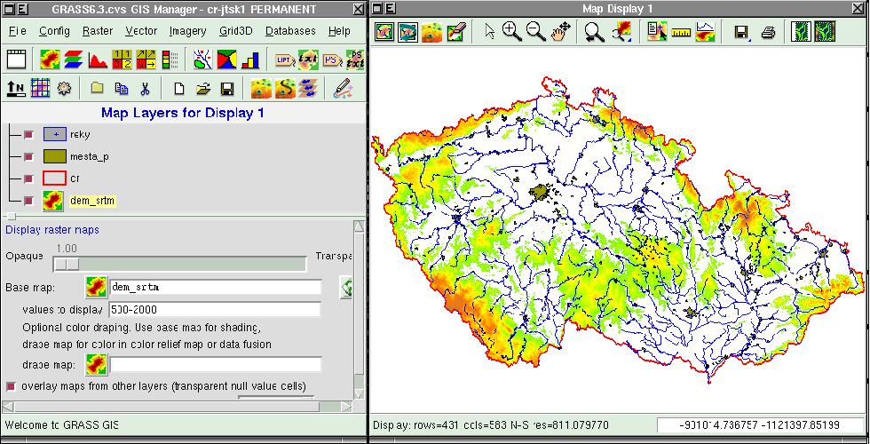 PDF] New GUI for GRASS GIS based on wxPython - Semantic Scholar