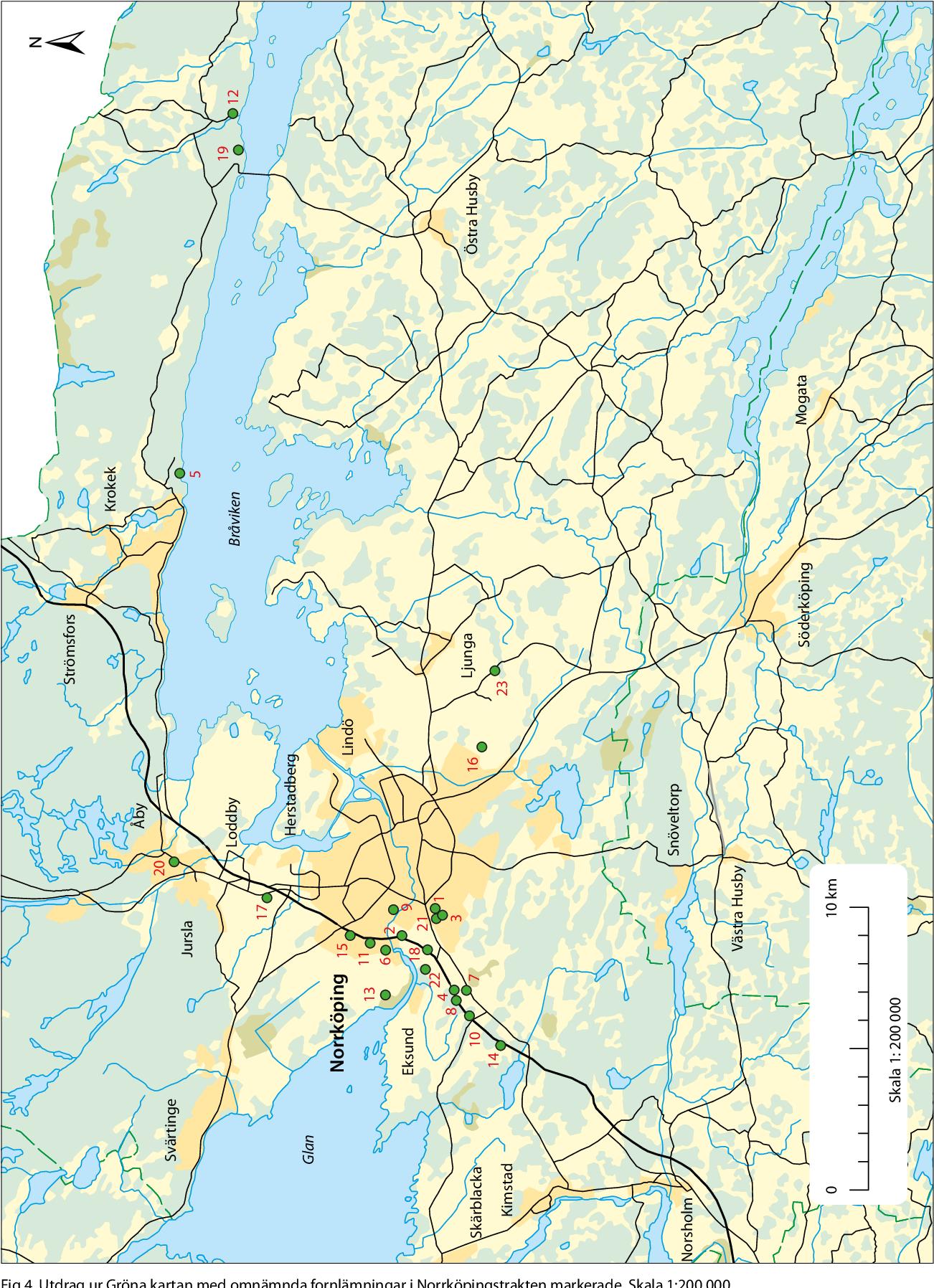 Stenldersboplatsen vid Fredriksdal - Samla