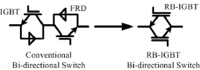 Figure 7 From A Method Of Power Loss Calculation For Rb Igbt Matrix Converter Semantic Scholar