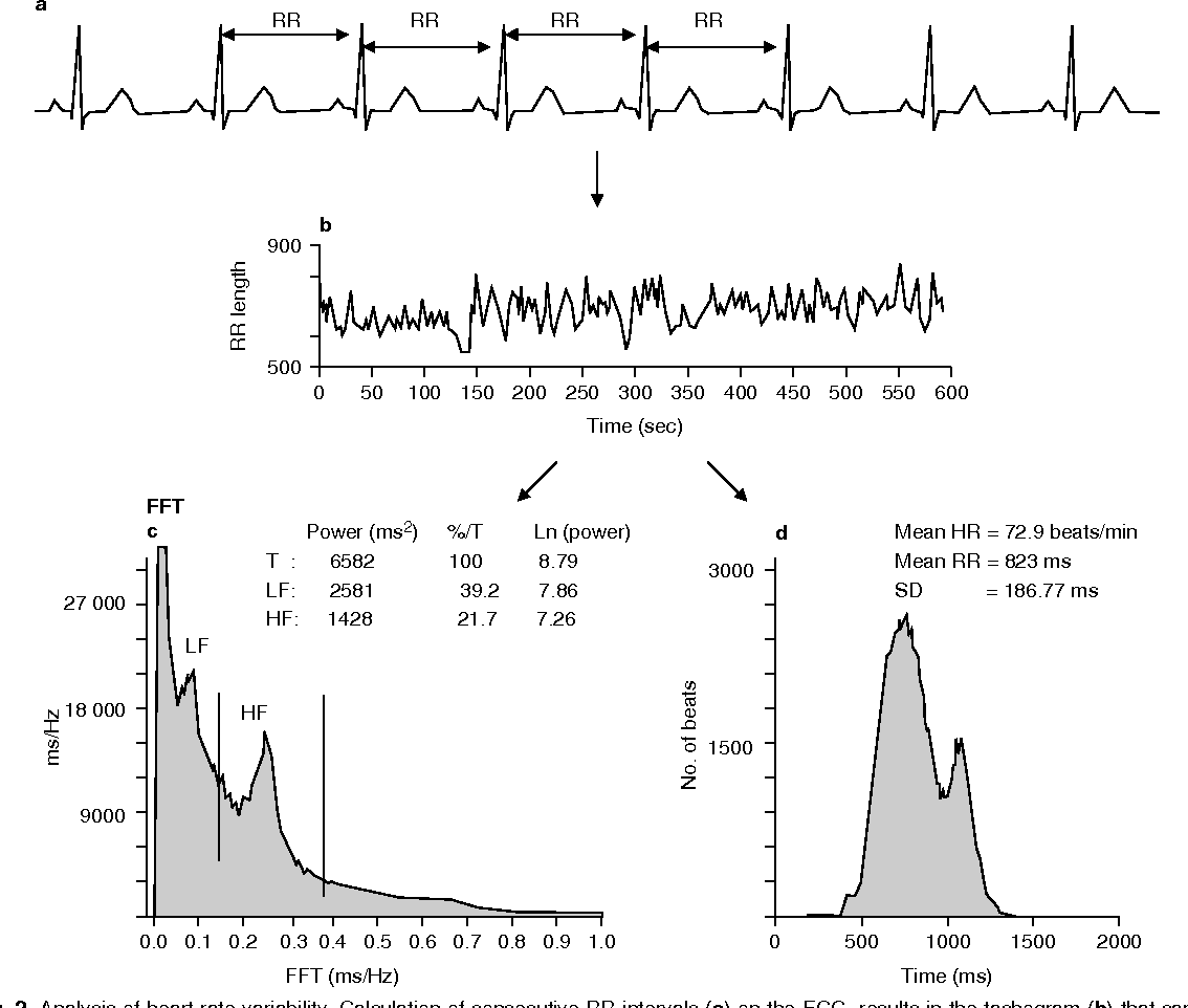 Heart Rate Variability in Athletes - Semantic Scholar