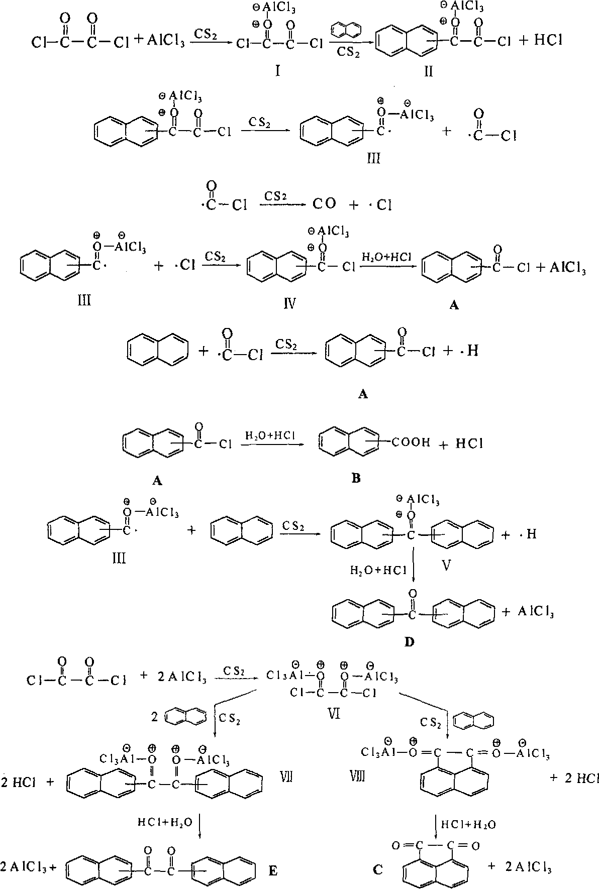 Figure 2 from Study on the reaction mechanism of naphthalene