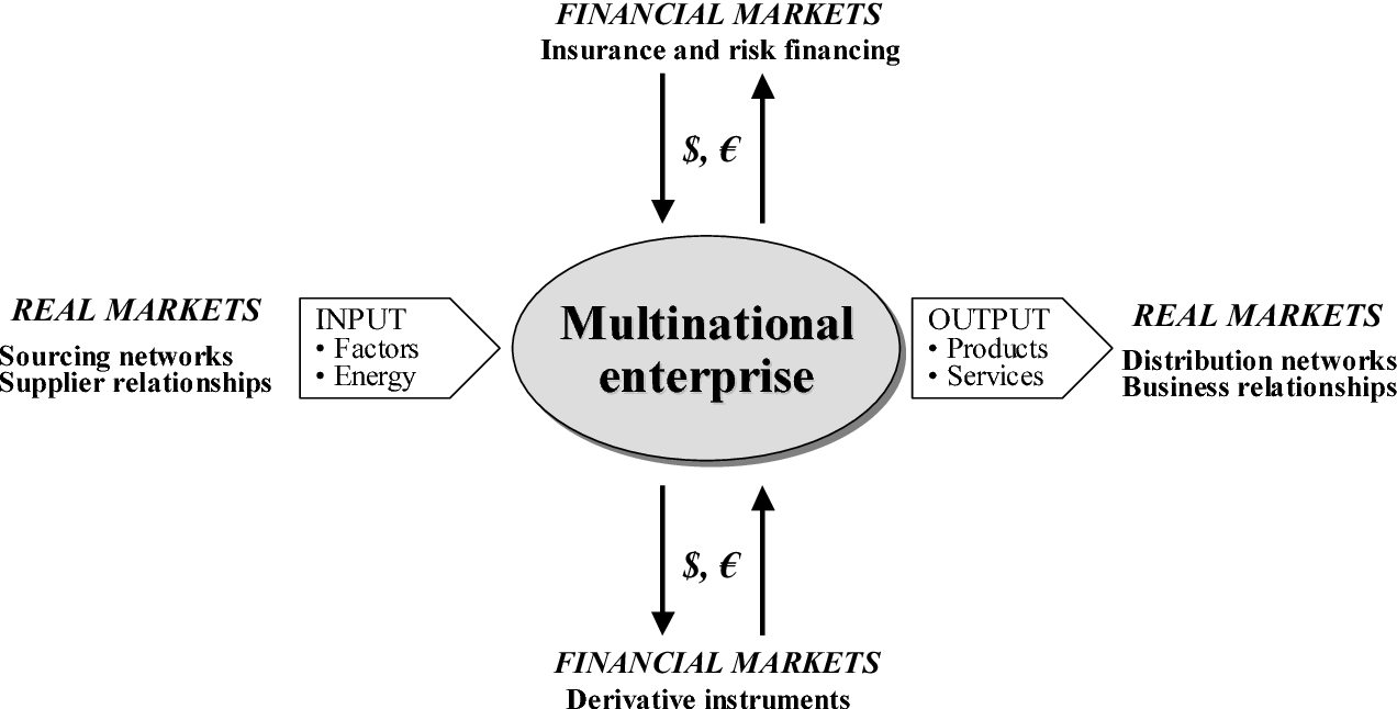 PDF] A Strategic Risk Management Framework for Multinational