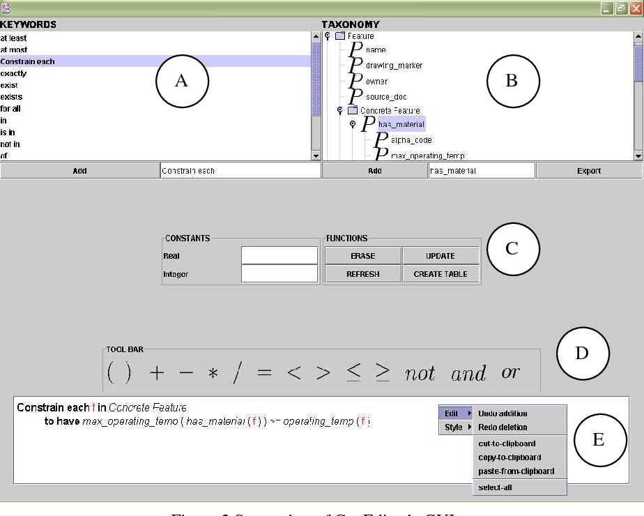 Pdf Capture And Maintenance Of Engineering Design Constraints Semantic Scholar