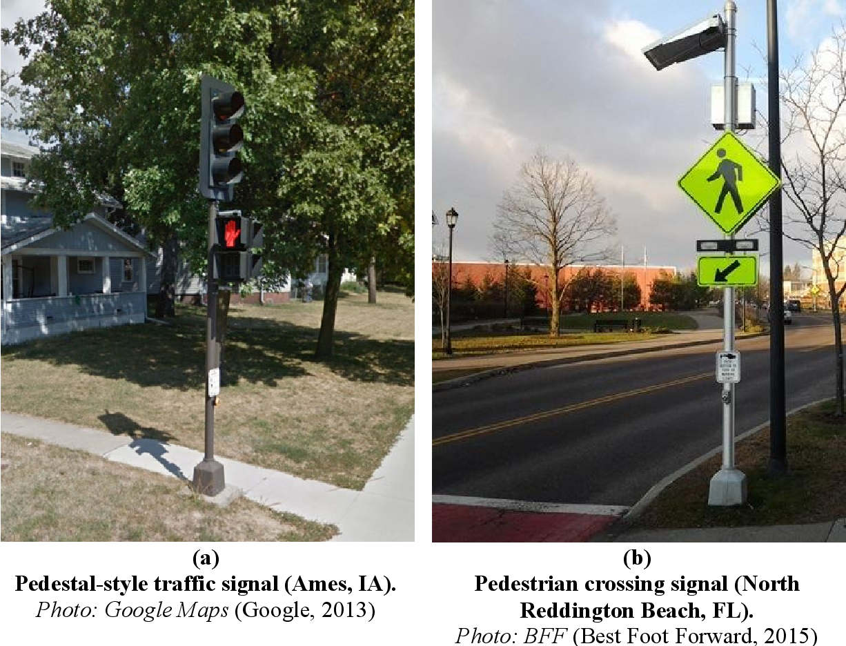 PDF] The effects of guardrail placement at signalized