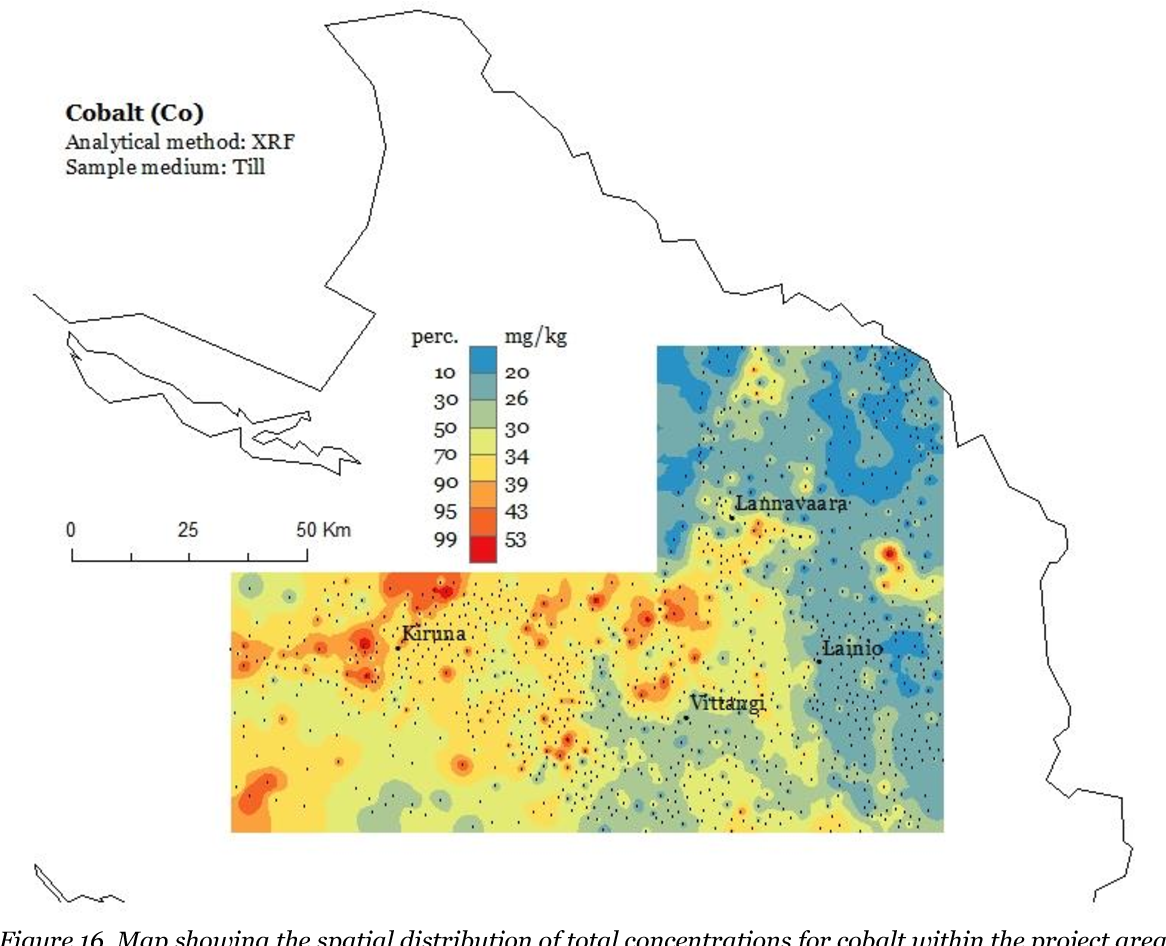 Figure 16 from Soil geochemical mapping of manganese in ... on