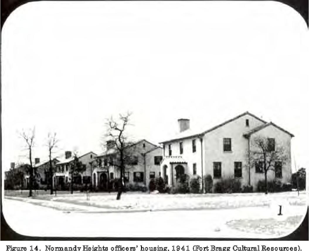 Pdf Fort Bragg Old Post Historic District Landscape Report Semantic Scholar