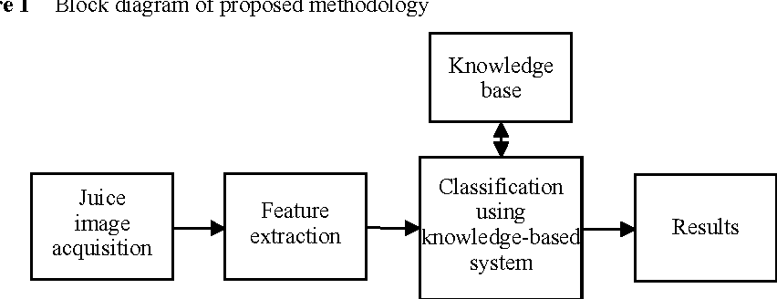 Figure 1 from Recognition and classification of images of