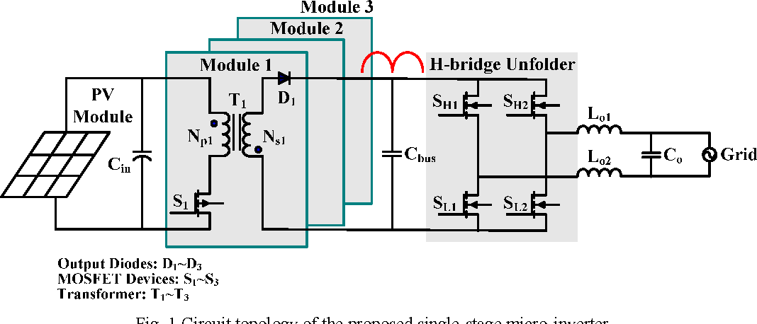Figure 1 from Parallel-operated single-stage flyback-type