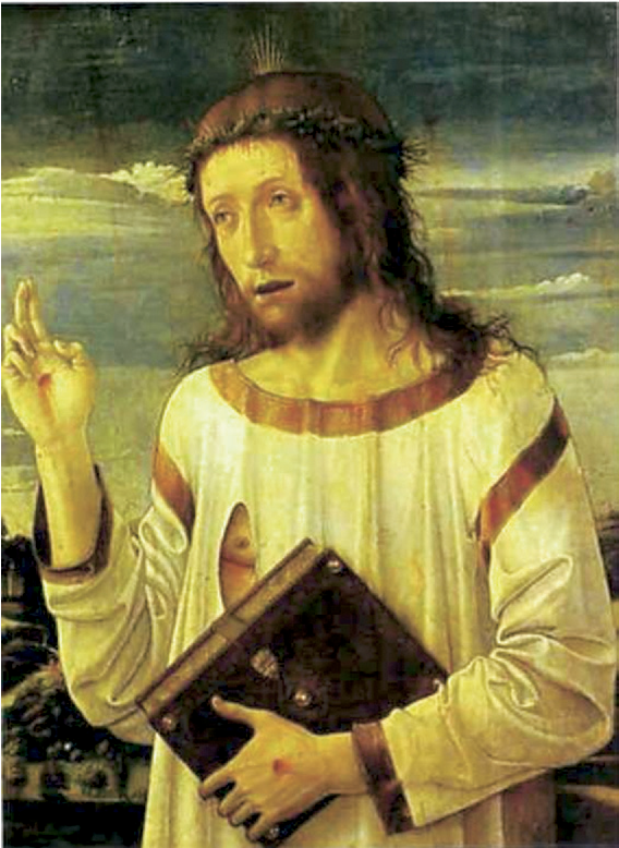 Figure 4 from Study of hand signs in Judeo-Christian art
