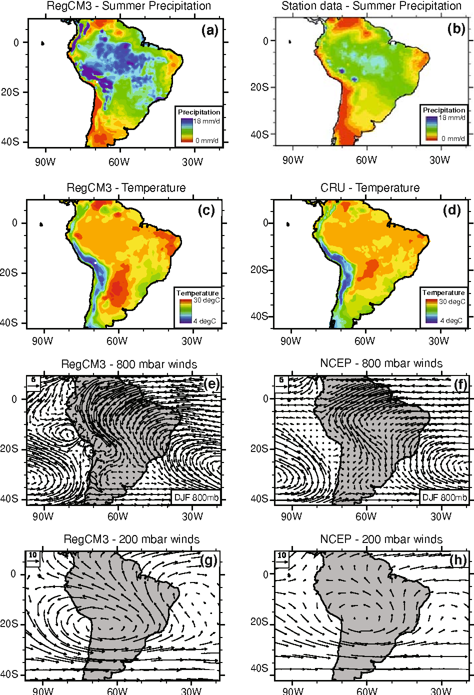 Figure 2 from Influence of the Andes Mountains on South ...