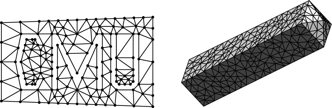 PDF] Delaunay refinement mesh generation | Semantic Scholar
