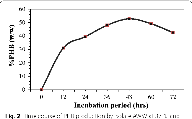 Figure 2 from Production of biodegradable plastic by