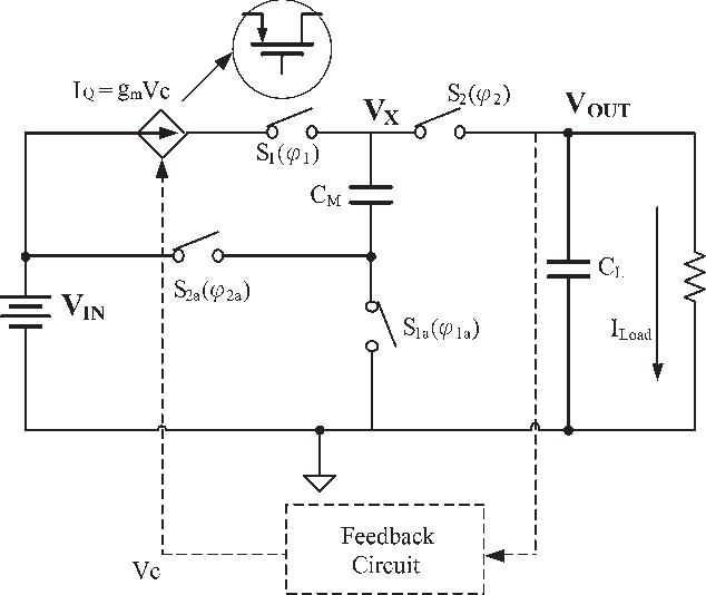 An Integrated Step-Up/Step-Down DC–DC Converter Implemented