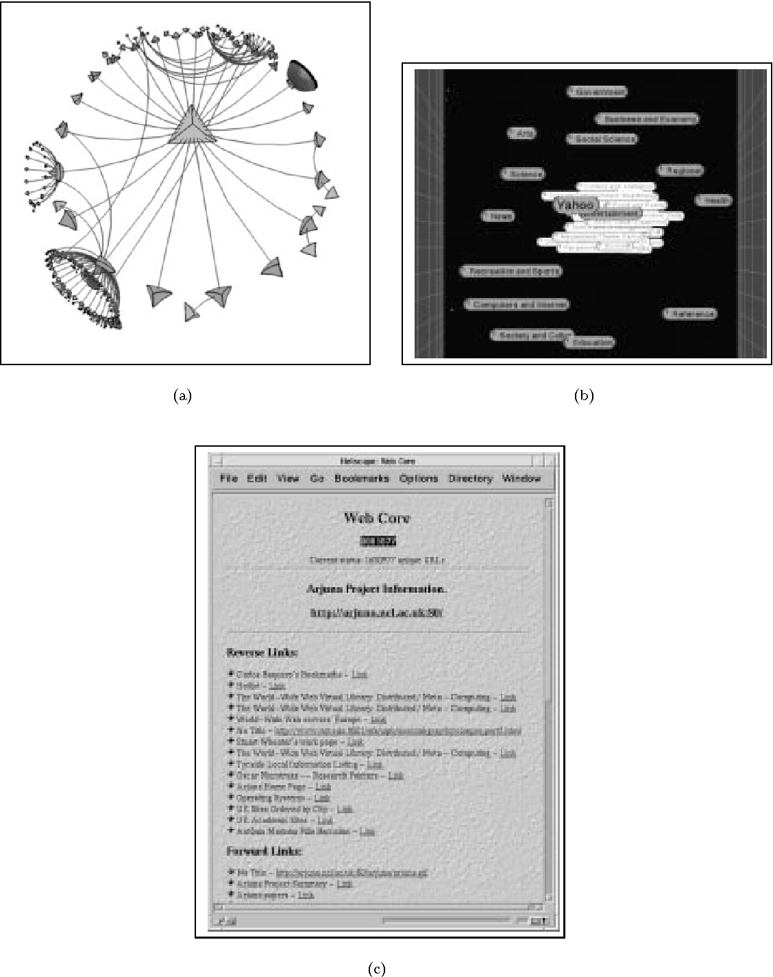 Figure 4 from Design Issues for World Wide Web Navigation