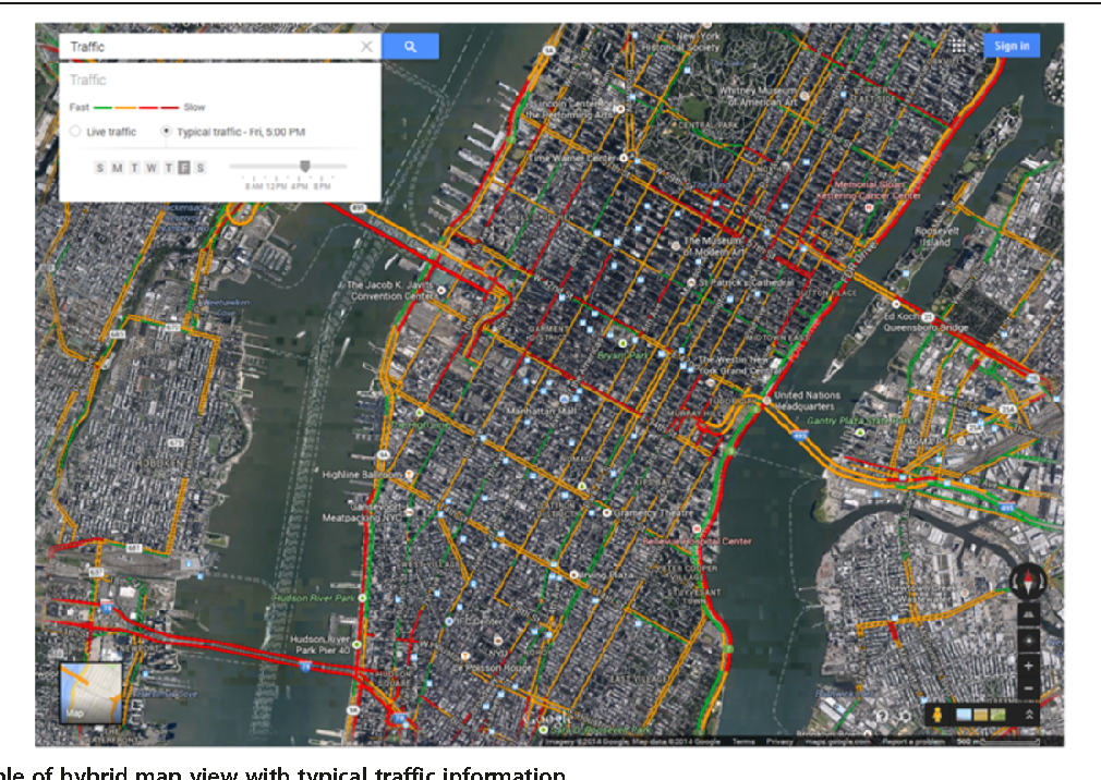 Figure 1 from Applying Google Maps and Google Street View in ... on google traffic map boston, google maps sidewalk view, google india map with city, google live traffic, google maps bird's eye view, google maps street view, google maps map view, google traffic data, google maps terrain view,
