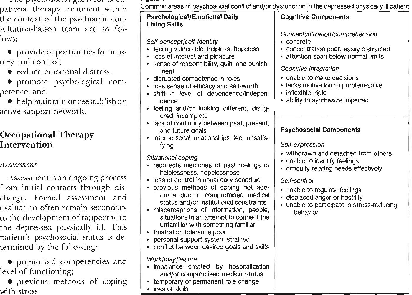 Pdf Psychiatric Consultation Liaison In The Acute Physical Disabilities Setting Semantic Scholar