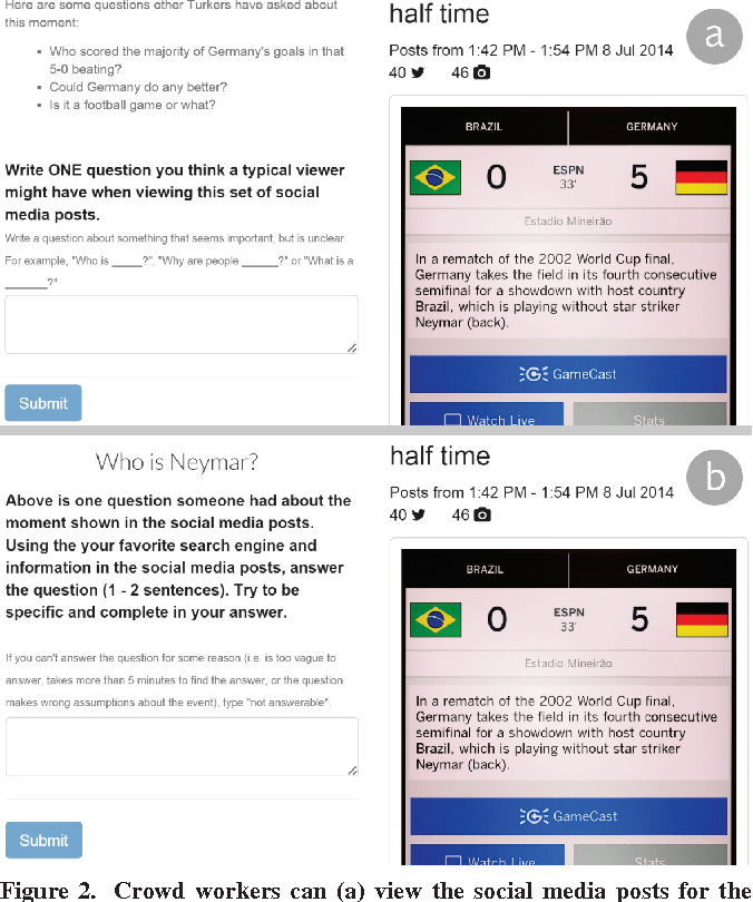 Storia: Summarizing Social Media Content based on Narrative