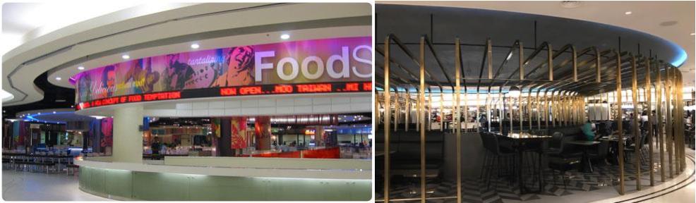 PDF] Modern Concept of Interior Design Food Court as