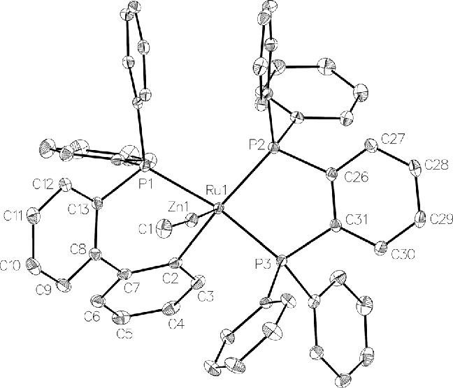 Figure 1 From Transforming Pph3 Into Bidentate Phosphine Ligands At Ru Zn Heterobimetallic Complexes Semantic Scholar
