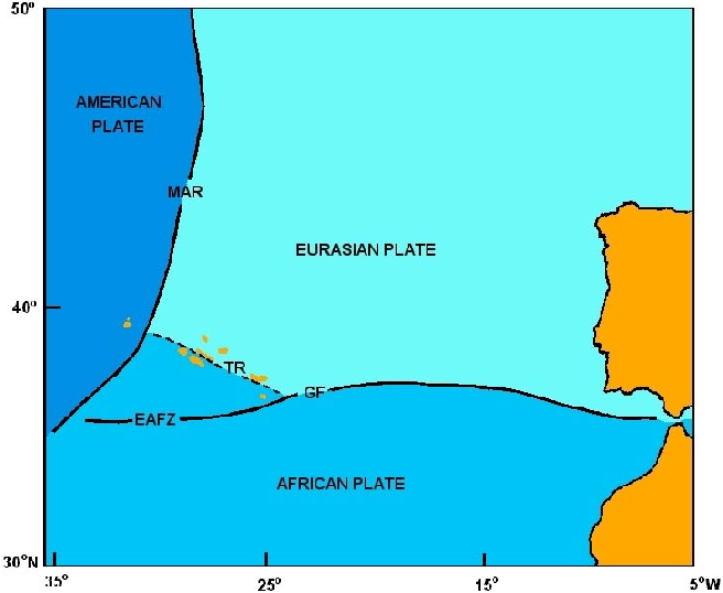 Figure 2 from Landslides density map of S. Miguel Island ...