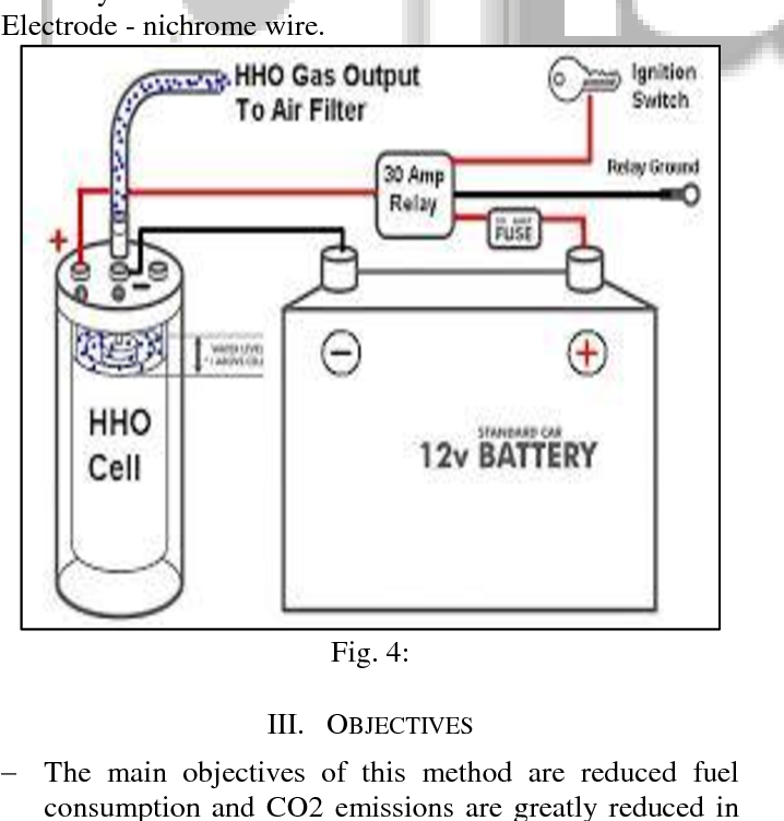 Figure 4 from Experimental ysis of Hydroxyl Gas ( Hho ... on