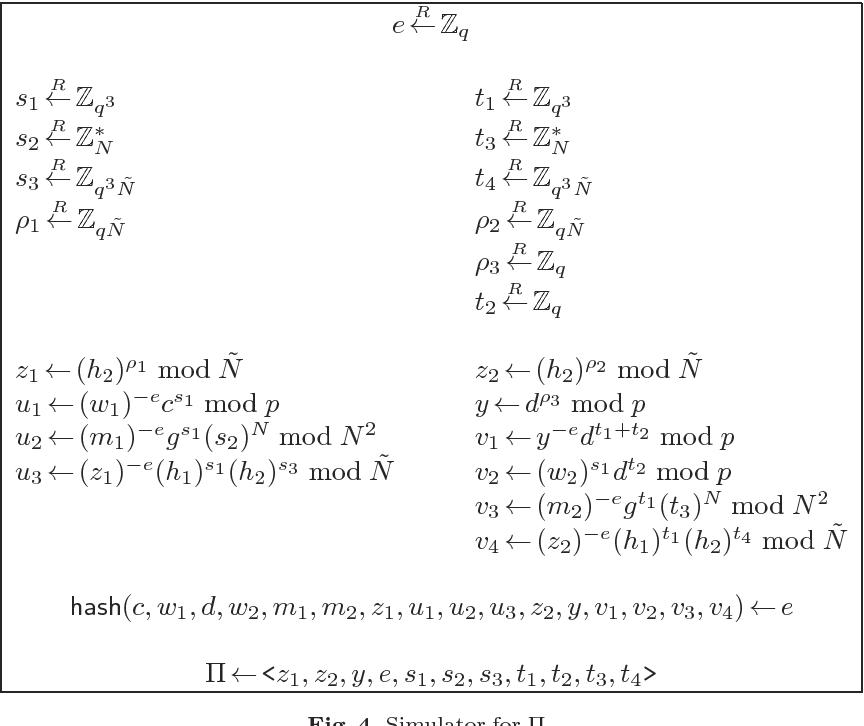 Two-party generation of DSA signatures - Semantic Scholar