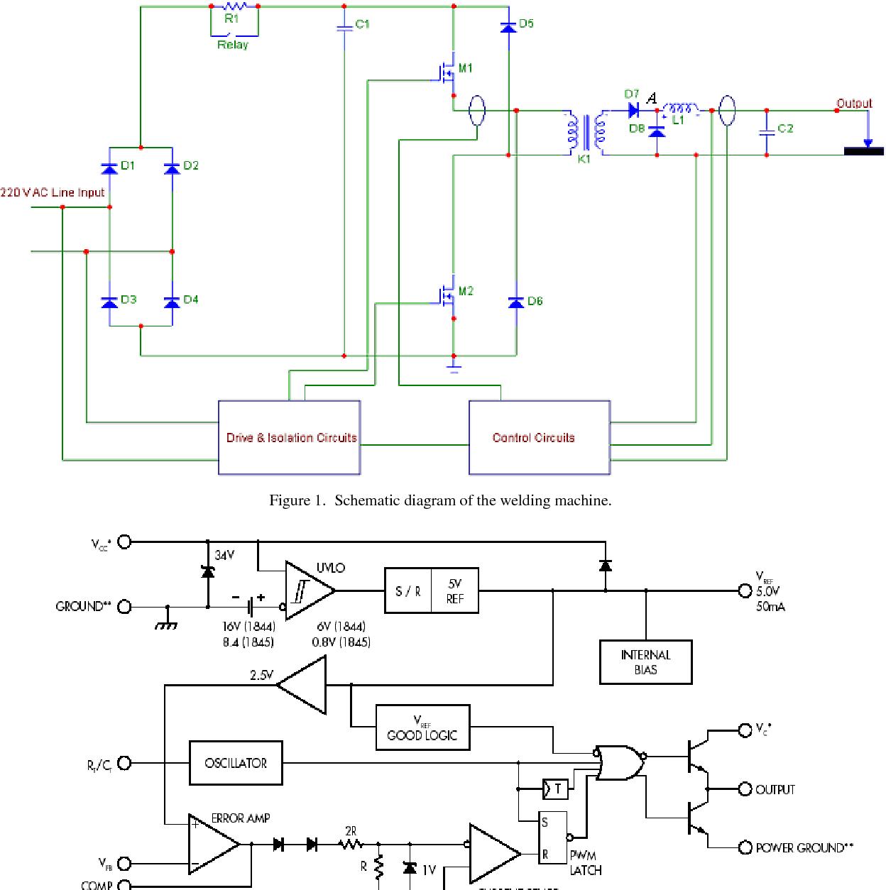 [SCHEMATICS_4JK]  PDF] Arc Welding Machine with Half-Bridge Forward Converter | Semantic  Scholar | Arc Welding Machine Diagram |  | Semantic Scholar