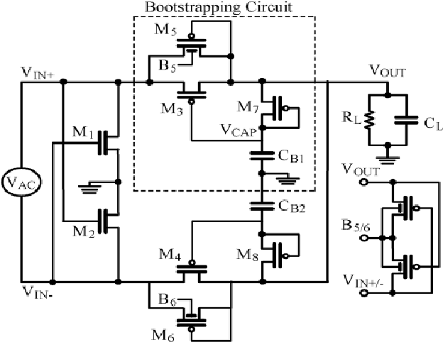 Figure 2 from Full-wave AC-DC converter in CMOS 0.18 micron ... on