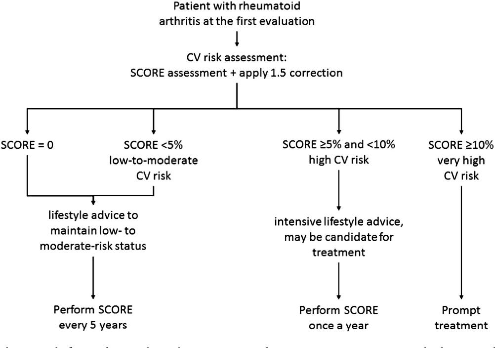 Pdf Practical Management Of Cardiovascular Comorbidities In Rheumatoid Arthritis Semantic Scholar