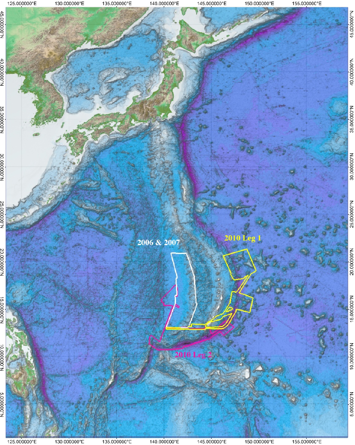 Picture of: Figure 1 From U S Extended Continental Shelf Cruise To Map Sections Of The Mariana Trench And The Eastern And Southern Insular Margins Of Guam And The Northern Mariana Islands Semantic Scholar
