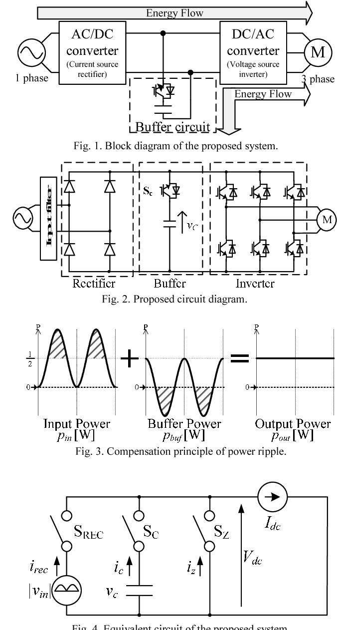 Acdc Rectifier Circuit And Smoothing Capacitor