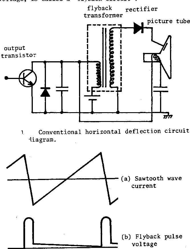 flyback transformer wiring diagram figure 1 from multi stage singular flyback transformer semantic  flyback transformer