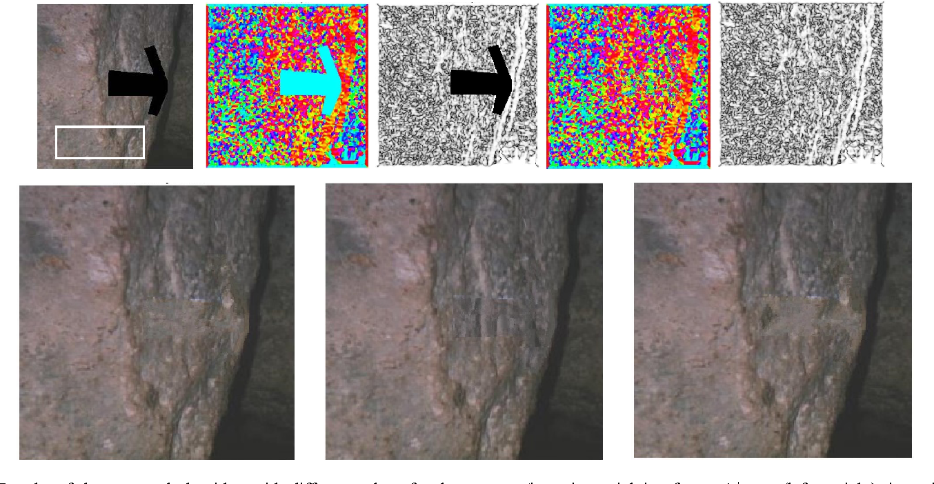 Figure 4 from Structure-based image inpainting - Semantic
