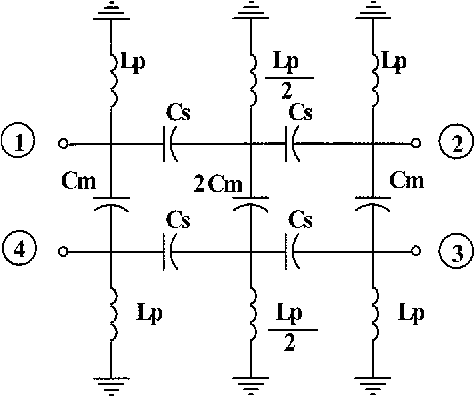 Figure 2 from Design of a Wide-Band Lumped-Element 3dB