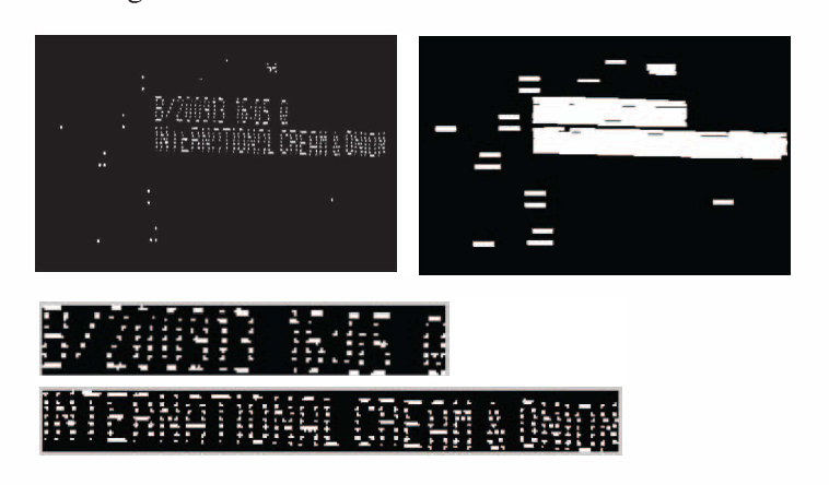Figure 6 from Dot matrix text recognition for industrial