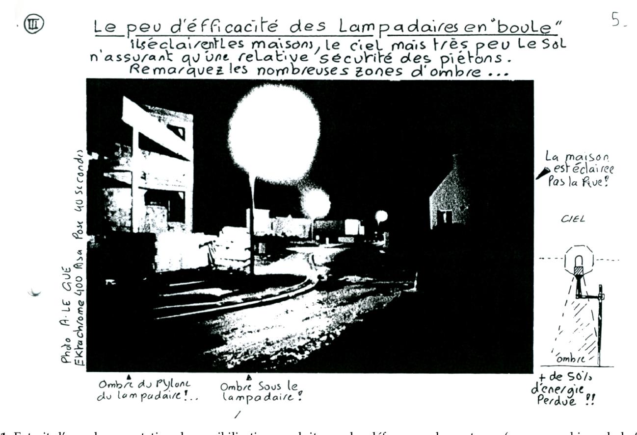 Eclairage Sous Sol Maison pdf] (ré)concilier éclairage urbain et environnement