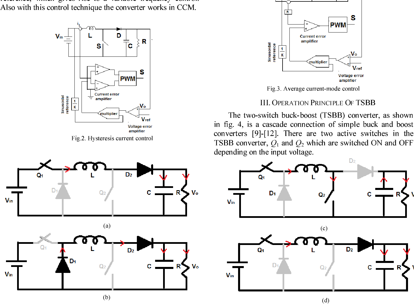 figure 5 from two switch buck boost converter for power power factor formula power factor correction and harmonic