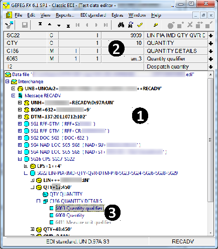 Figure 5 from From Encoded EDIFACT Messages to Business