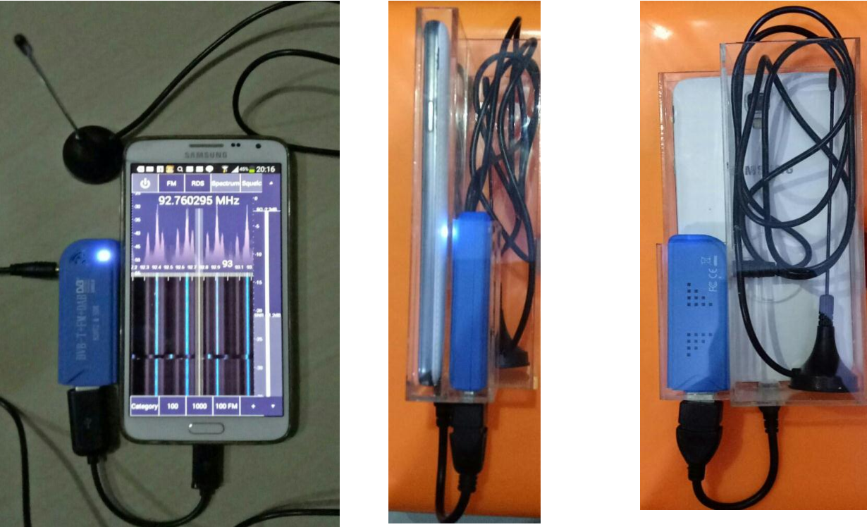 Figure 3 from Portable Spectrum Analyzer Application using
