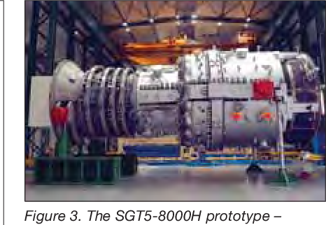 PDF] The New Siemens Gas Turbine SGT5-8000H for More