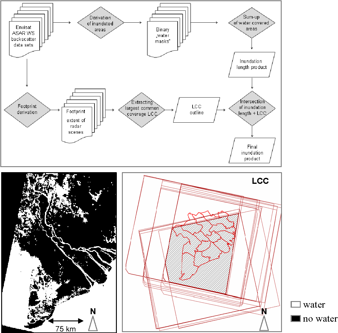 Figure 1 From Flood Mapping And Flood Dynamics Of The