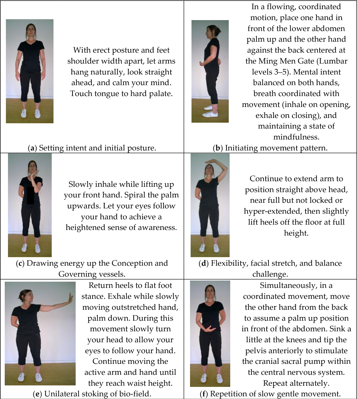 PDF] Meditative Movement, Energetic, and Physical Analyses