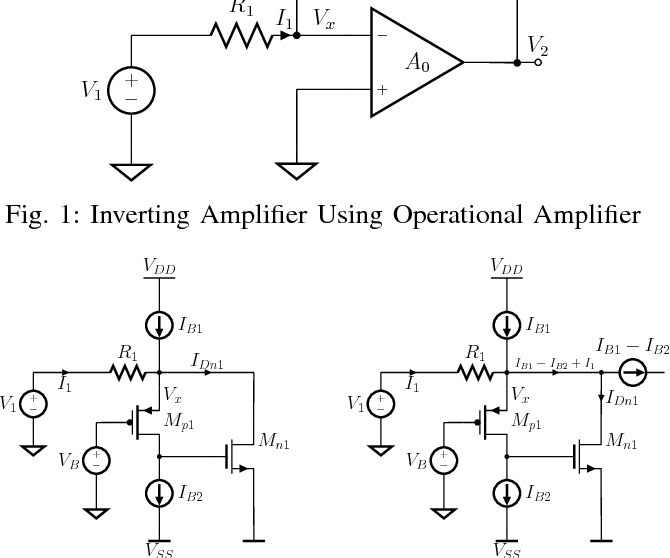 Low-voltage amplifier with improved linearity using triode