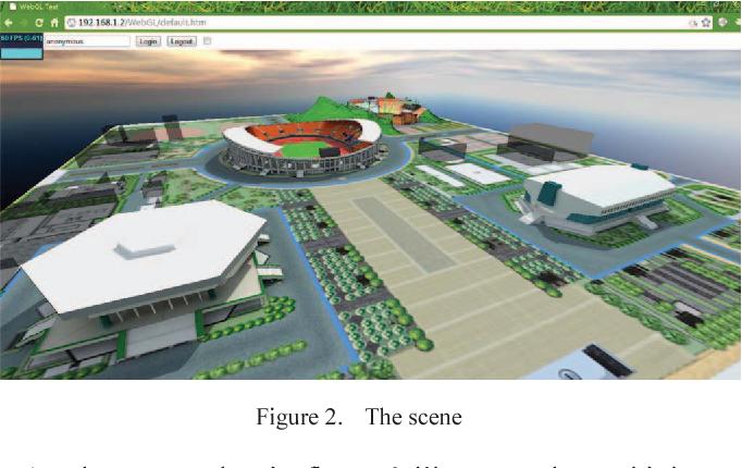 A framework for browser-based Multiplayer Online Games using
